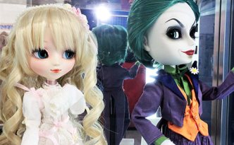 Taeyang The Joker Pullip Arianna 2018 Little World G-store shop