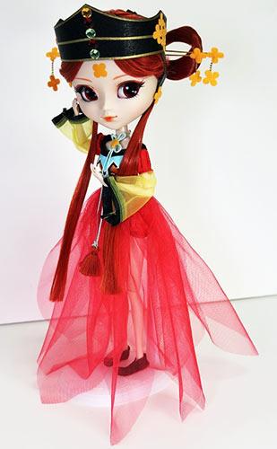 Zoom Pullip Princess Kakyu 2018