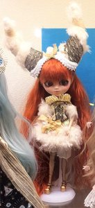 Prototypes Pullip Bouquetin Doll Carnival 2018
