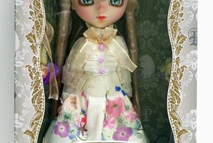 Zoom Pullip The Secret Garden of White Witch