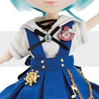 Close-up Pullip Miku Hatsune Yokohama Doll Museum exclusive version