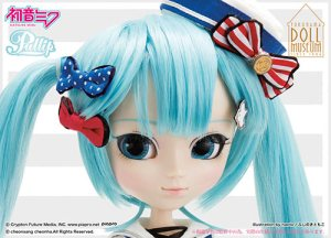 Pullip Hatsune Miku Yokohama Doll Museum exclusive version