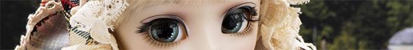 Pullip Margrethe zoom eyes banner