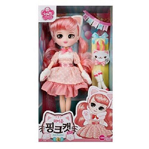 One One Oh My School Cherry kawaii fashion maid