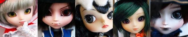 Arzhela banniere présentation Pullip doll