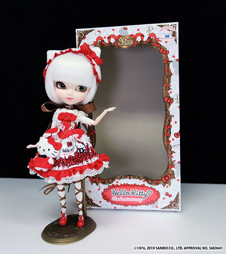 Zoom Pullip Hello Kitty 45th anniversary