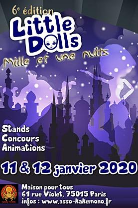 Little Dolls Paris 2020