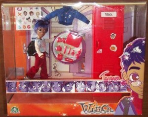 Disney Witch dolls college 16 cm Taranee