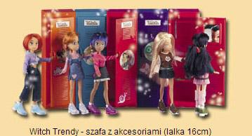 Disney Witch dolls college 16 cm