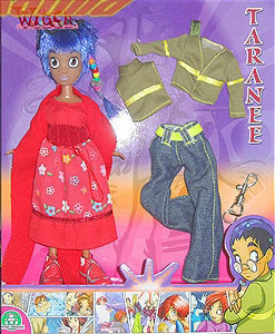 Disney Witch dolls Halloween Taranee