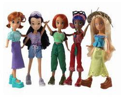 Disney witch dolls summer
