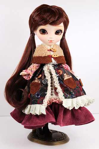 Zoom Pullip sans queue ni oreilles