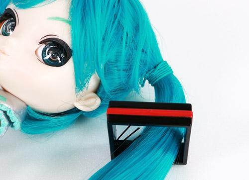 coiffure de poupée