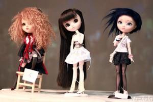 Little Dolls Paris 2 3/4