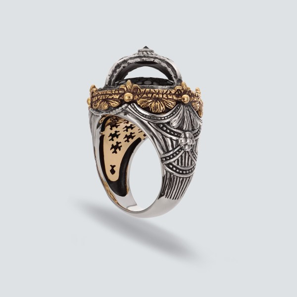 Stingray King Ring