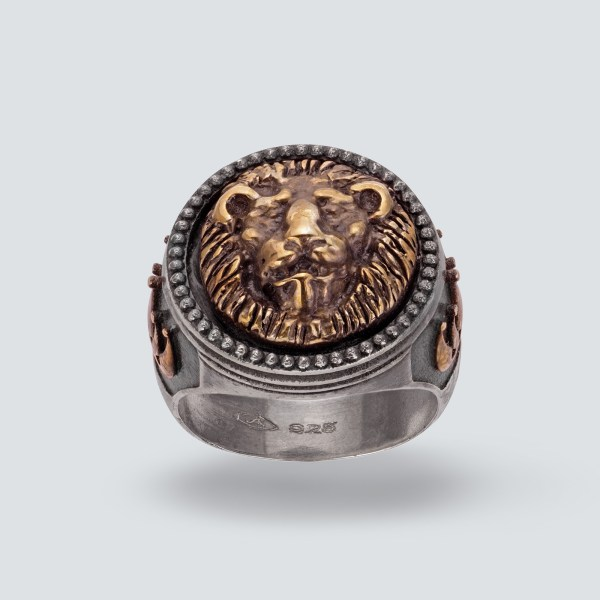Lion King Ring