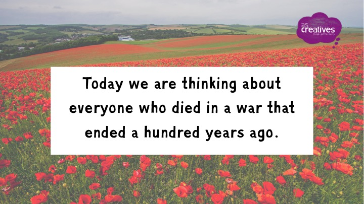 Teaching Resource: WWI – One Hundred Years Since the Armistice: A Time to Reflect