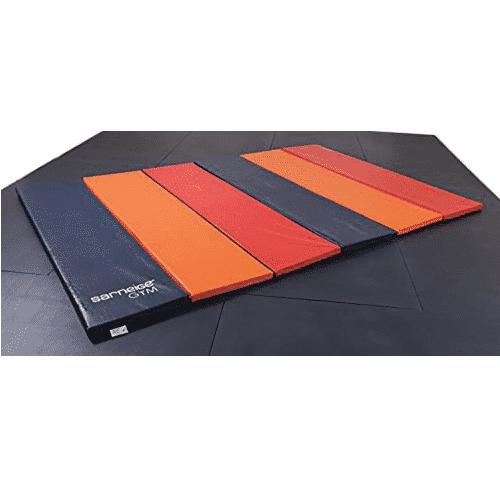 tapis matelas de gymnastique as