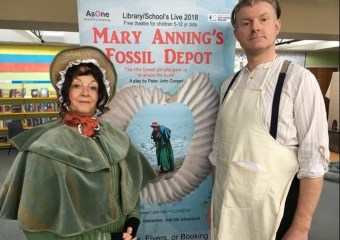 Mary Anning Fossil Depot 2018