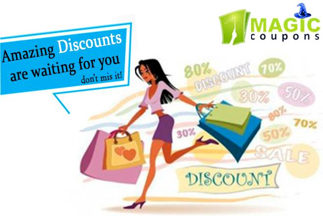 Discount Coupons For Shopping Mania