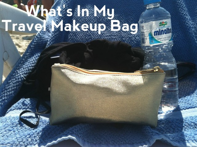 The Issues Regarding Makeup While Travel