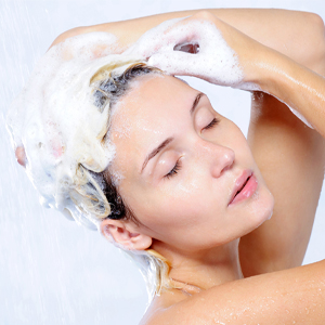How good is ayurvedic hair shampoo in treating damaged hair?