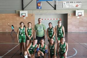 U13F vs Saint Andre Basket