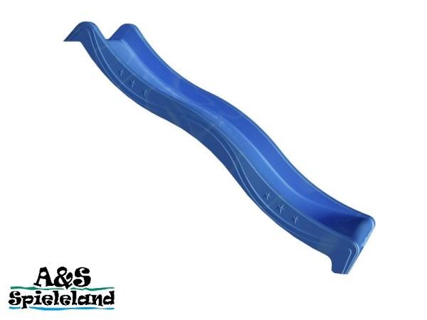 Wellenrutschte WAVE 240 cm Blau
