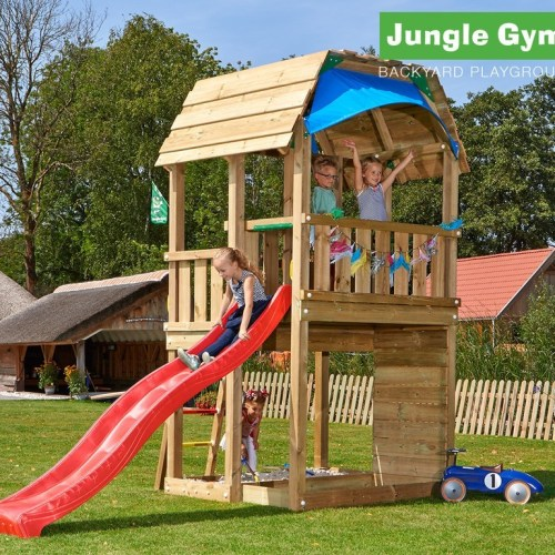 Spielturm Jungle Barn - Jungle Gym
