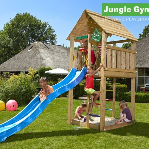 Spielturm Jungle Cabin - Jungle Gym