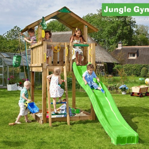 Spielturm Jungle Chalet - Jungle Gym