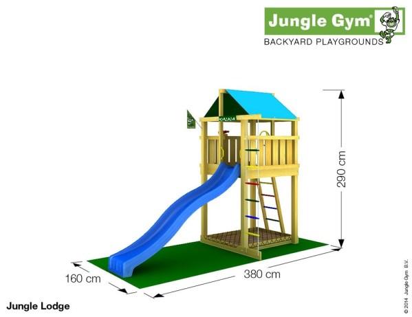 Spielturm Jungle Lodge - Jungle Gym