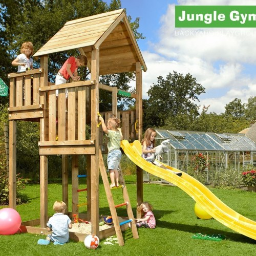 Spielturm Jungle Palace - Jungle Gym