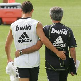 """Mourinho: """"Cristiano ha superado mis expectativas"""""""