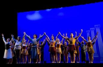 Alabama Repertory Dance Theatre dancers