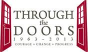 Through the Doors logo