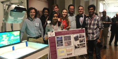 Students win SEC Campus Water Matters Challenge