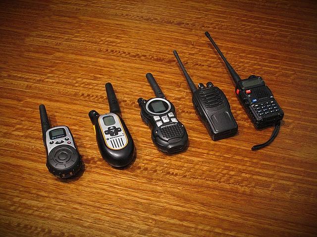 VHF marine radio 2