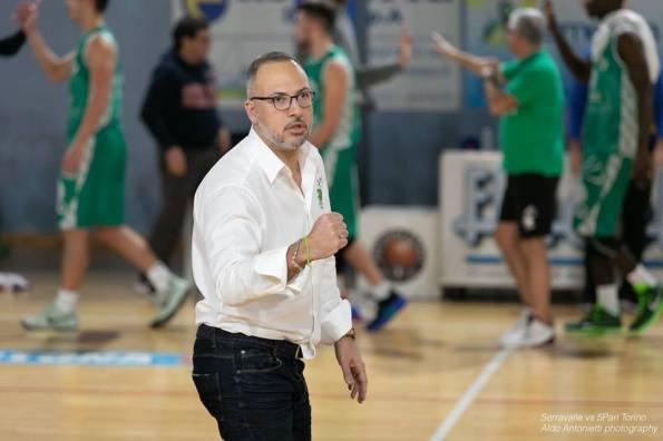 coach Sacco 595x396 - COACH SACCO E LA 5PARI CONTINUANO INSIEME