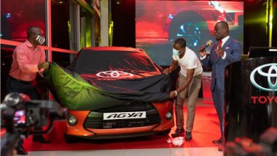 Photo of Toyota Ghana unveils new Toyota Corolla and Agya cars