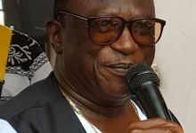 Photo of Nana Tuffour -the renowned highlife musician is dead.