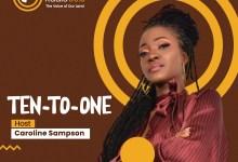 "Photo of Caroline Sampson hosts ""Ten-To-One"" – Asaase Radio's late-morning show"