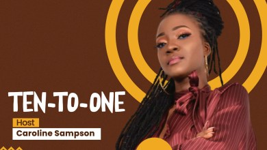 "Photo of Caroline Sampson hosts ""Ten-To-One"" – Asaase Radio's late-morning show"