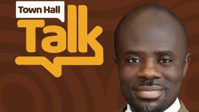 """Photo of Kofi Abotsi hosts Friday evening show """"Town Hall Talk"""" on Asaase Radio 99.5"""