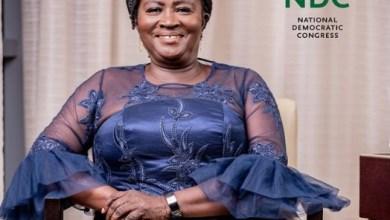 Photo of NDC confirms Naana Opoku-Agyemang as Mahama's running mate