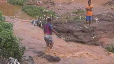 Photo of Abandoned storm drain poses risk to Kalariga, Northern Region