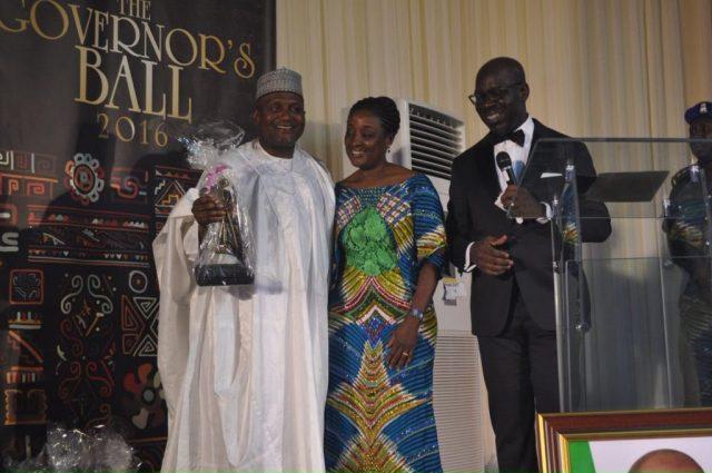 Edo State Governor's Ball