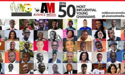 Most Influential Young Ghanaians