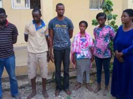 Osun State Police Command Arrest Six Kidnappers of Same Family