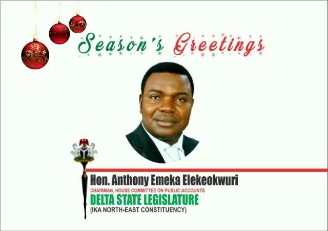 Elekeokwuri Felicitates With Constituents